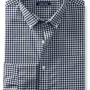 Lands' End Casual Shirts